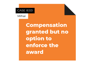 case compensation granted